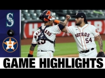 Houston Astros 7:2 Seattle Mariners