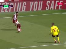 Arsenal Londyn 3:2 Watford