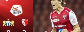 FC Zurich 0:2 FC Sion
