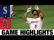 Los Angeles Angels 10:2 Seattle Mariners