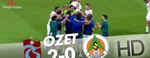Trabzonspor 2:0 Alanyaspor