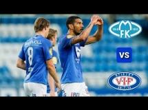 Molde FK 4:1 Valerenga Oslo