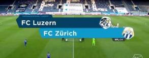 FC Luzern 2:1 FC Zurich