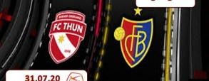FC Thun 0:0 FC Basel