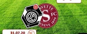 Lugano 3:1 Servette