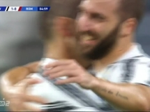 Juventus Turyn 1:3 AS Roma
