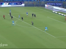 Napoli 3:1 Lazio Rzym
