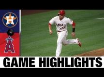Los Angeles Angels 6:9 Houston Astros