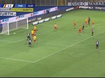 Lecce 3:4 Parma