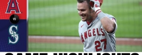 Seattle Mariners 3:5 Los Angeles Angels