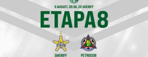 Sheriff Tiraspol 4:1 Petrocub