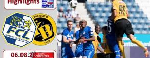 FC Luzern - Young Boys