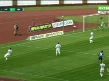 Vitebsk 2:3 FC Isloch Minsk