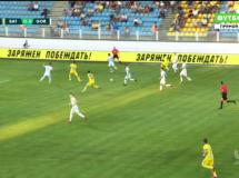 BATE Borysów 1:0 FK Gorodeya