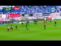 Monterrey 5:0 Santos Laguna