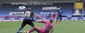 Club Brugge 0:1 Charleroi