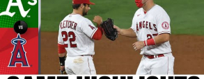 Los Angeles Angels 4:8 Oakland Athletics