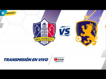 Real Madriz FC 0:2 Managua FC