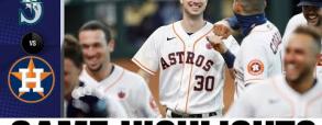Houston Astros 3:2 Seattle Mariners