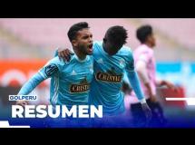 Sport Boys 1:4 Sporting Cristal
