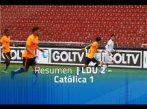 LDU Quito 9:8 Universidad Catolica