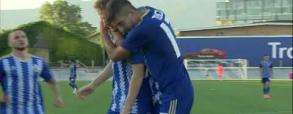 Lokomotiv Zagrzeb 1:0 HNK Rijeka