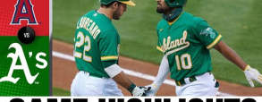 Oakland Athletics 12:5 Los Angeles Angels