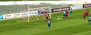 Slavia Mozyr 1:1 Vitebsk