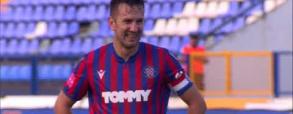Osijek 1:2 Hajduk Split