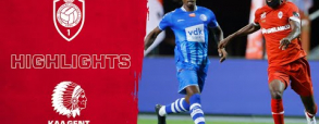 Antwerp 1:0 Gent