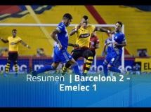 Barcelona SC 2:1 Emelec
