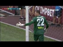 Tobol 2:0 FC Astana