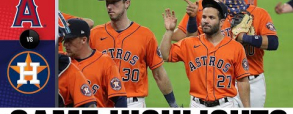 Houston Astros 3:8 Los Angeles Angels