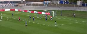Lokomotiv Zagrzeb 0:1 Rapid Wiedeń