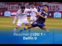 LDU Quito 1:0 Delfin