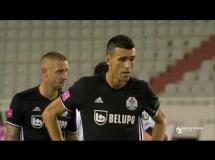 Hajduk Split 2:2 Slaven Belupo