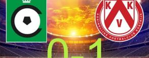 Cercle Brugge 0:1 KV Kortrijk
