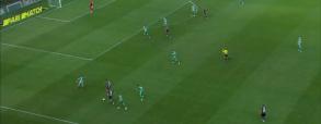 Achmat Grozny 0:3 CSKA Moskwa
