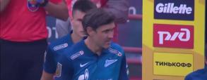 Lokomotiw Moskwa 0:0 Zenit St. Petersburg