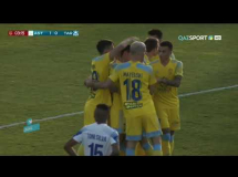 FC Astana 1:1 Taraz