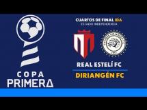 Real Esteli FC 1:0 Diriangen FC