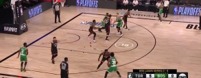 Boston Celtics 10:9 Toronto Raptors