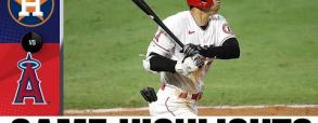 Los Angeles Angels 10:9 Houston Astros