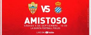 Espanyol Barcelona 0:2 Almeria