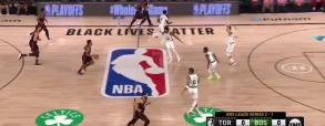 Toronto Raptors 8:9 Boston Celtics
