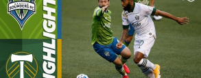 Seattle Sounders 1:2 Portland Timbers