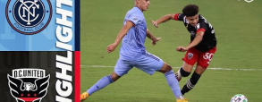 DC United 0:3 New York City FC