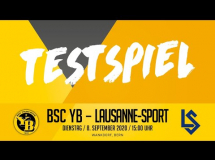 Young Boys 5:2 Lausanne Sports