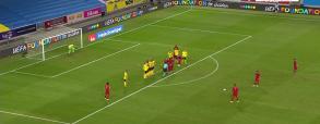 Szwecja 0:2 Portugalia