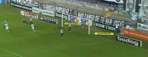 Santos 3:1 Atletico Mineiro